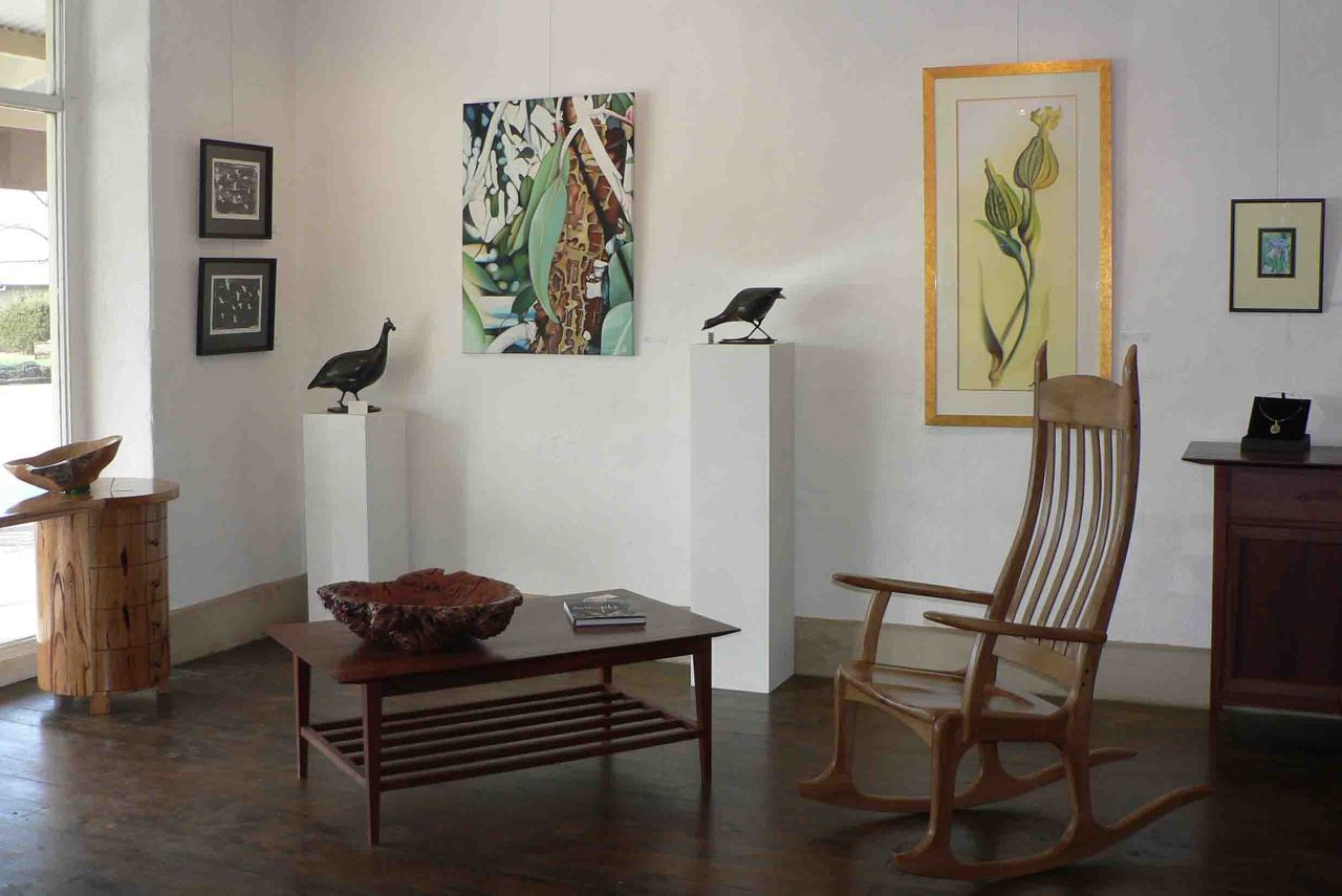 Birregurra's Treehouse Gallery