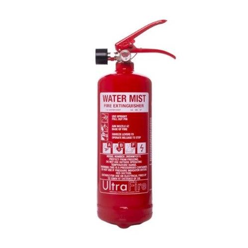 1L Water Mist Fire Extinguisher