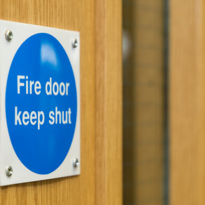 How important are fire doors?