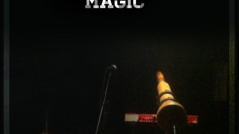 SYNAESTHETIC MAGIC