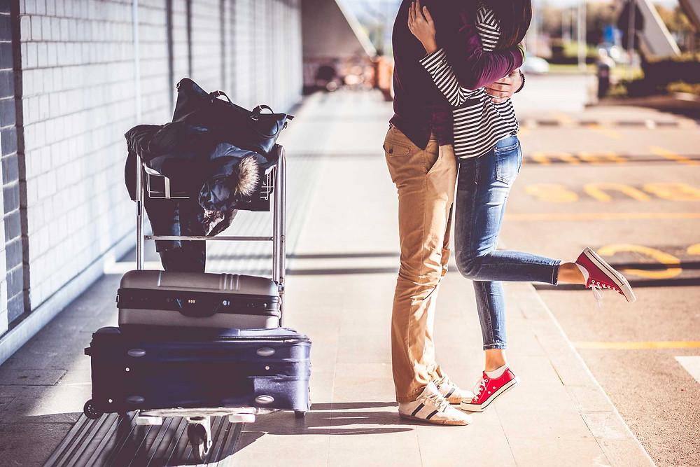 Una valigia per due: come prepararla?