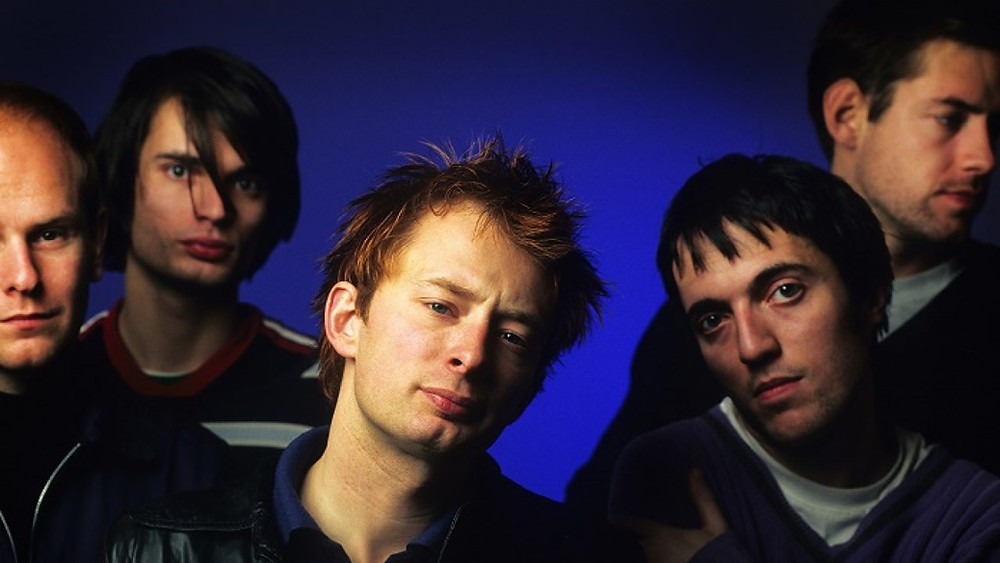 "RadioHead ""Everything in it's right place"""