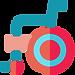 Icona assistena viaggiatori disabili