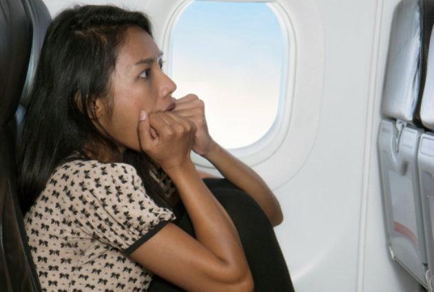 Paura di volare in aereo:utili consigli per superarla