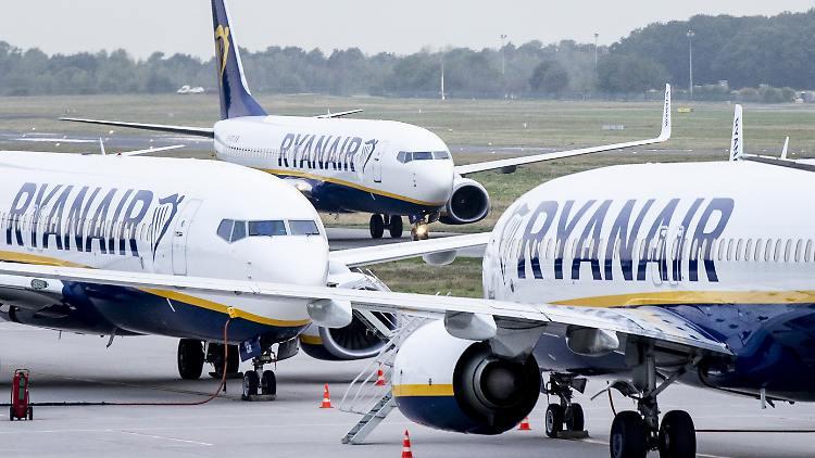Passeggero risarcito da Ryanair per volo cancellato!