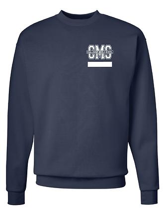 Crewneck Pullover Sweatshirt