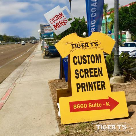 Tiger-Ts Miramar Road