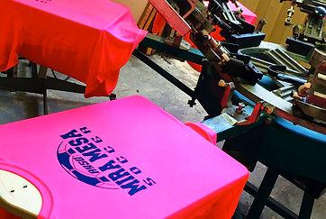 Custom T-Shirt Printer San Diego, Mira Mesa