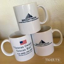 Sublimation 11oz Personalized Mug