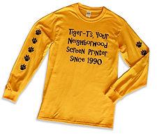 Screenprinted t-shirt, t-shirts, personalized shirts