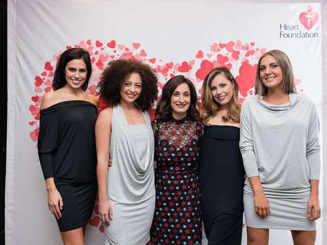 MAS Supports National Heart Foundation Women with Heart and Style Lunch