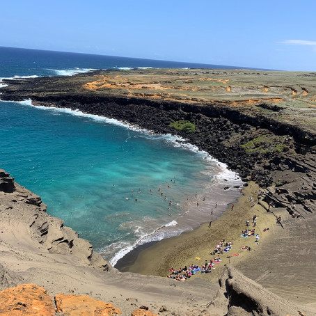 The Most Adventurous Beach In Hawaii
