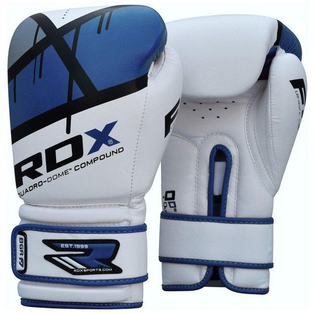 Leather boxing gloves - £35