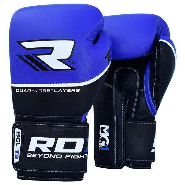 Quad-core boxing gloves - £55