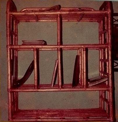 Novelty Cane Art WALL MOUNT SHELVES: RAC27
