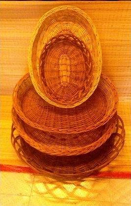 Novelty Cane Art MULTI PURPOSE BASKETS: BASKET4