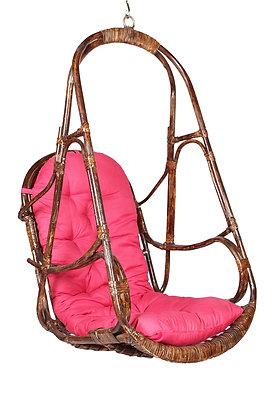 Novelty Cane Art Rattan Modern Swing Chair: J8RONPH