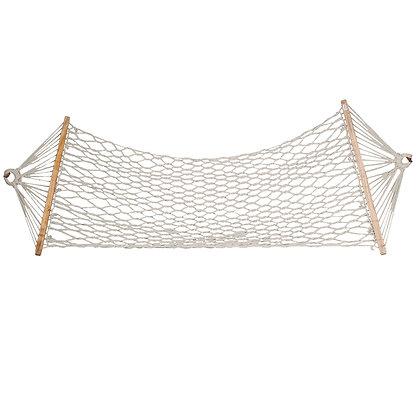 "Novelty Cane Art Cotton Rope Hammock 36"" Width Large Size"