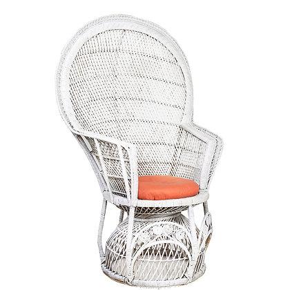 Novelty Cane Art Elegant Gio Ponti Style Rattan Cane Bamboo Chairs