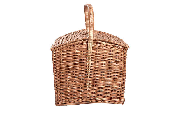 Novelty Cane Art Rattan Carry Basket and Storage Container(Washable)