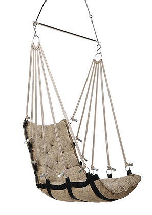 Novelty Cane Art  Swing With Cotton fill up