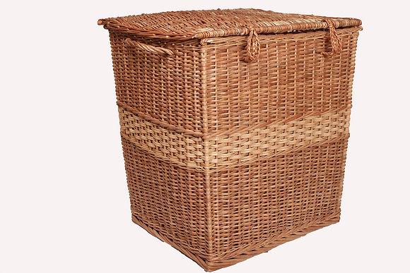Novelty Cane Art Laundry Basket (Big)