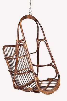 Novelty Cane Art Rattan Modest Swing Chair