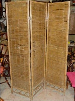 Novelty Cane Art RATTAN AND BAMBOO PARTITION: PTN10
