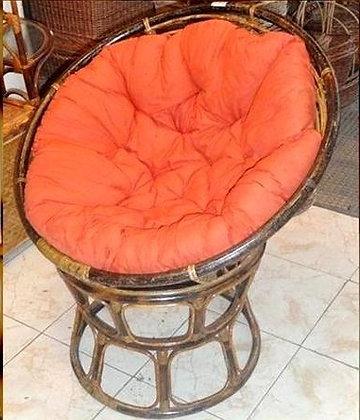 Novelty Cane Art Chair With Cushion: CH86