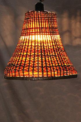 Novelty Cane Art BAMBOO LAMP SHADE: LS1LBB