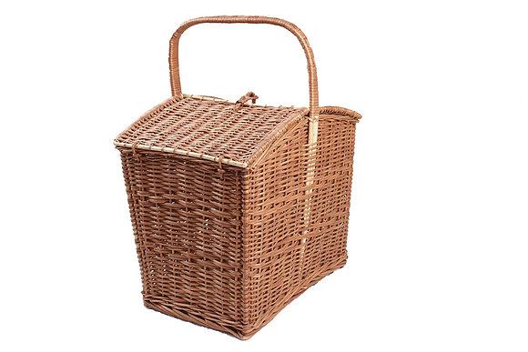 Novelty Cane Art Picnic Basket (Medium)