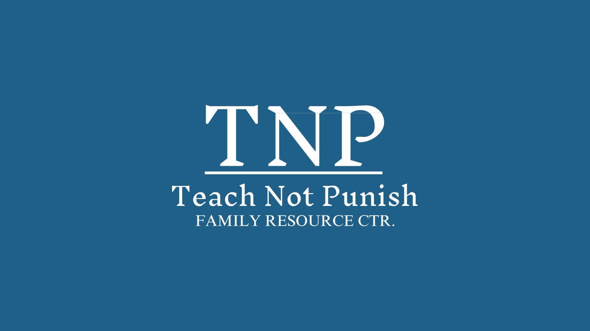 Teach Not Punish Board Meeting