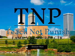 Teach Not Punish's New Website