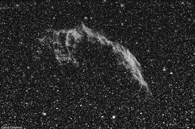 NGC6992 - The Network Nebula