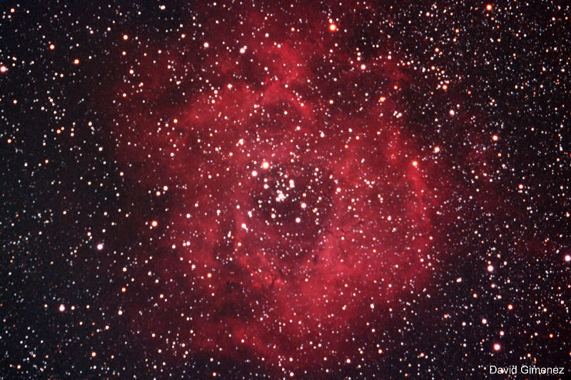 NGC2237 - The Rossete Nebula
