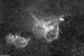 The Valentine Nebula Region