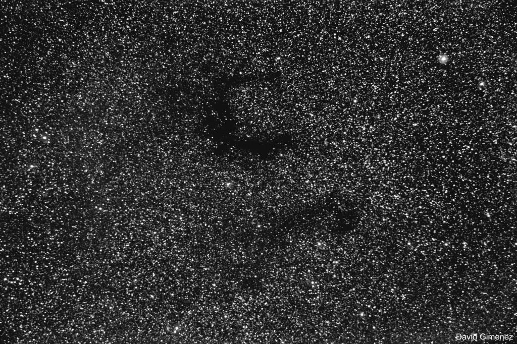 B142 - B143 - Dark Nebulae