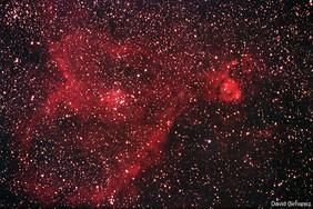 IC1805 - The Valentine Nebula
