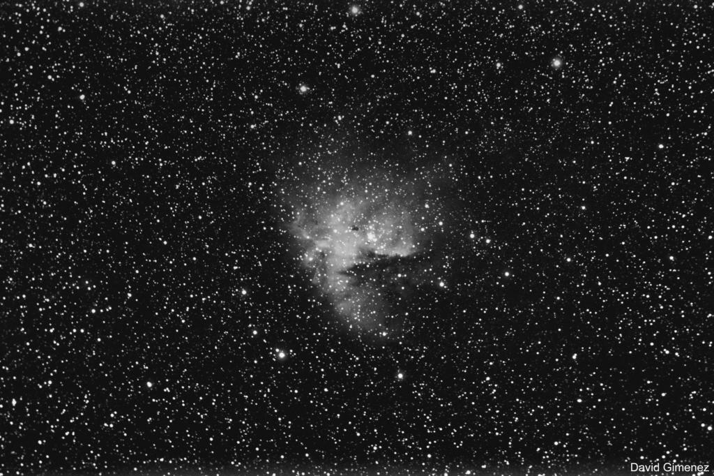 NGC281 - The Pac Man Nebula