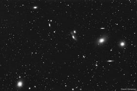 M84 - M86 Field