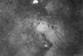 M24 - The Little Star Cloud Region