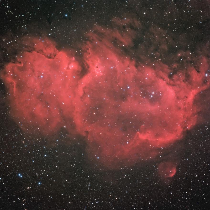 IC1848 - The Soul Nebula