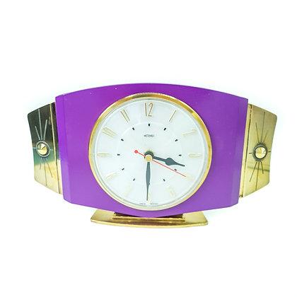 Cool ReDesigns Purple Clock