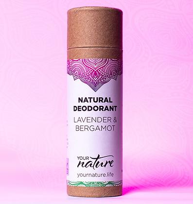 Lavender & Bergamont Deodorant