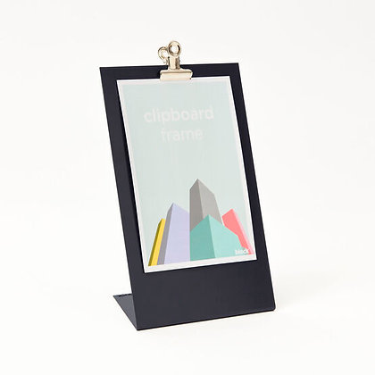 Clipboard Frame Grey
