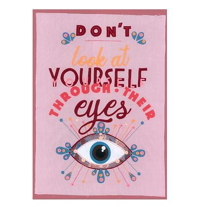 Through Their Eyes Print