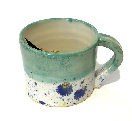 Shoreline Coffee Mug Green