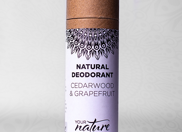 Cedarwood & Grapefruit Deodorant