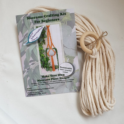 Macrame For Beginners Kit