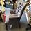 Thumbnail: Grey Velvet Chair